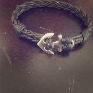 James Avery Anchor bracelet